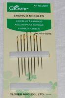 Clover Sashiko Needles $4.95