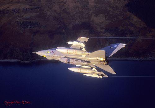 Tornado GR.4A ZG707 'B' XIII Sqn 02-12-03