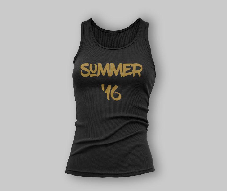 Summer Sixteen Ladies Tank