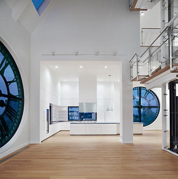 #Küche Innenräume Moderne Gaggenau Küche Im High Times Penthouse #art #  Decoration #Ideen