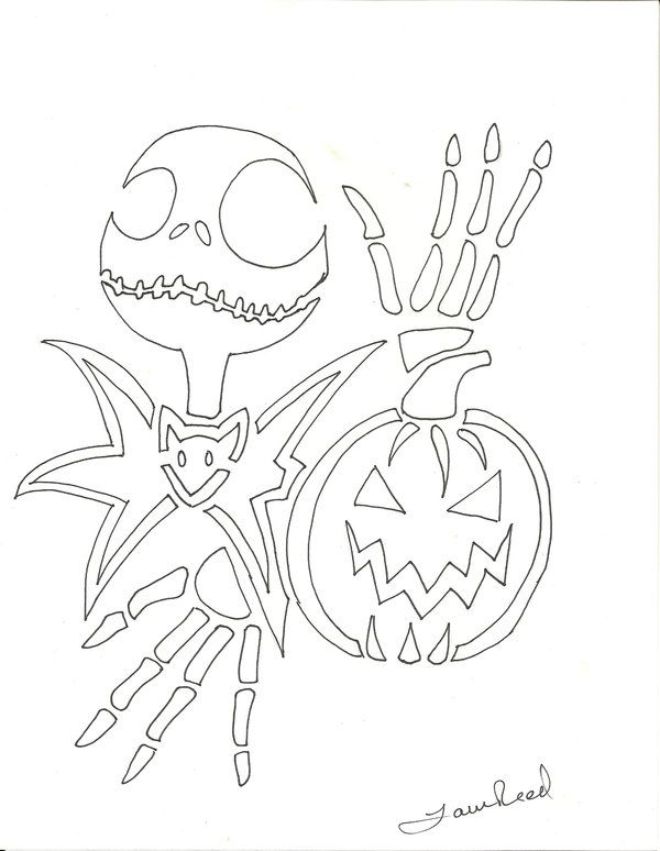 Image detail for -Jack the Pumpkin King template by ~animejunkie106 ...