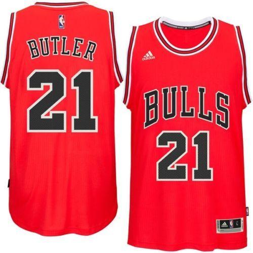 Chicago bulls jimmy butler #authentic nba #basketball jersey