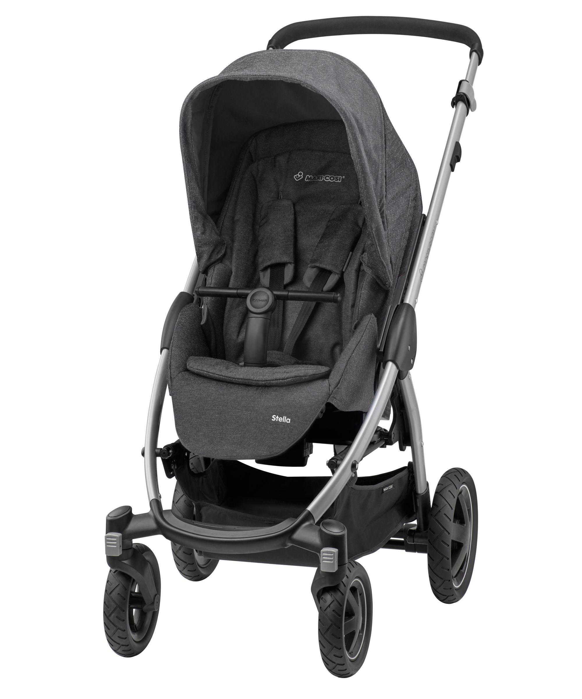 Maxi Cosi Stella Pushchair - Sparkling Grey *Exclusive to Mothercare*