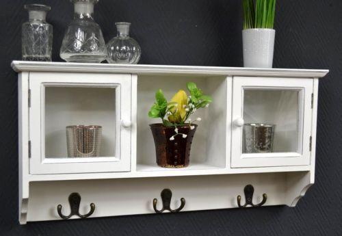 wandschrank schrank vitrine h ngeschrank regal wandregal. Black Bedroom Furniture Sets. Home Design Ideas
