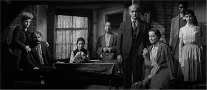 The Diary of Anne Frank 1959. Joseph Schildkraut,Gusti Huber, Lou Jacobi, Millie Perkins, Shelley Winters, Richard Beymer and Diane Baker.