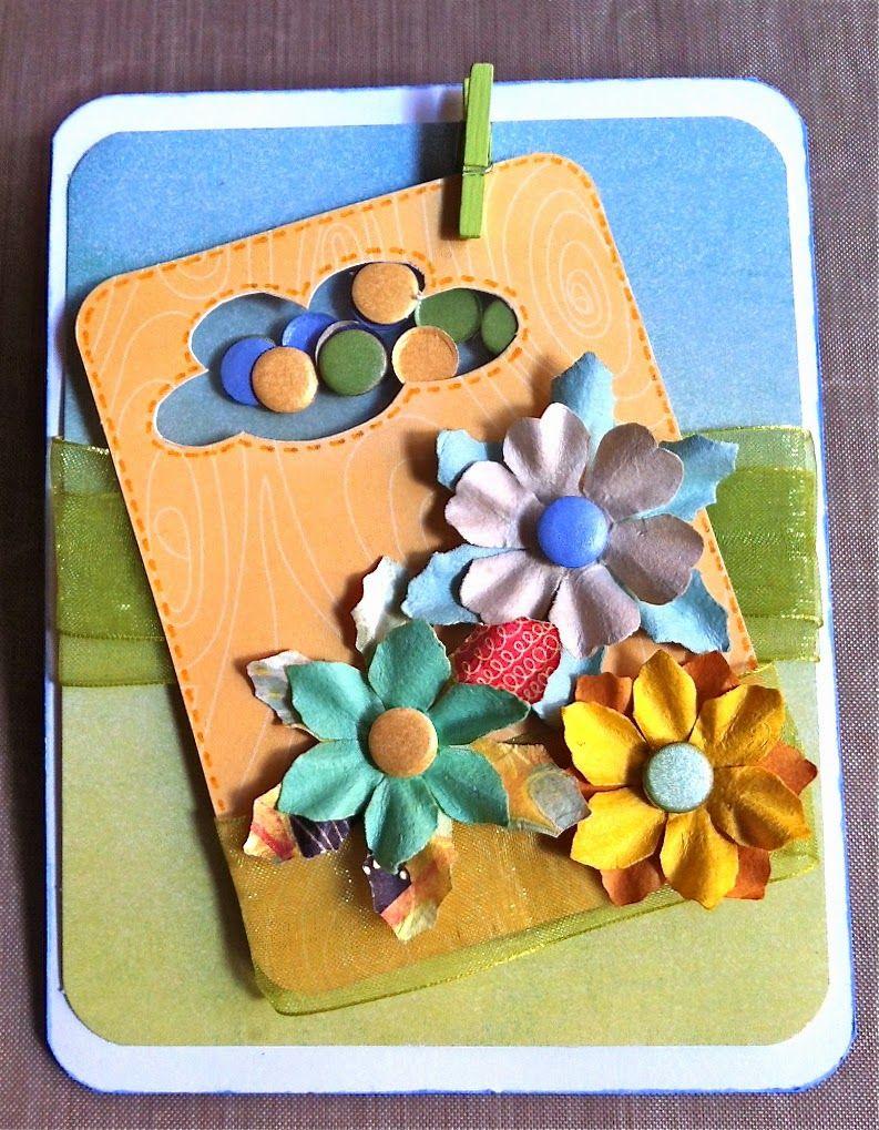 Amiche di Scrap: sfida Card #6 - Paola