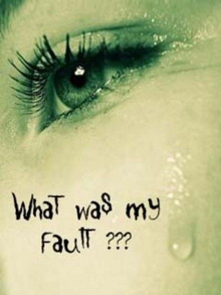 Love failure girl