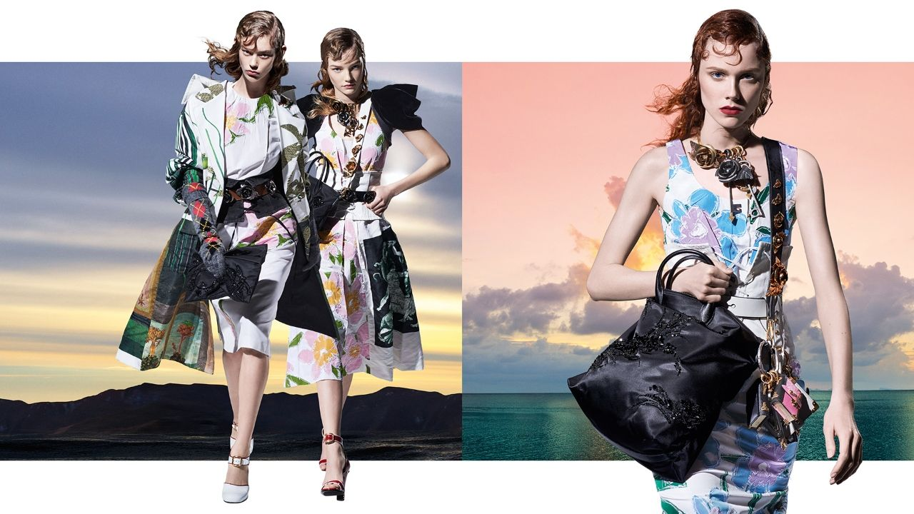 To acquire Womens fall-winter chanel ad campaign picture trends