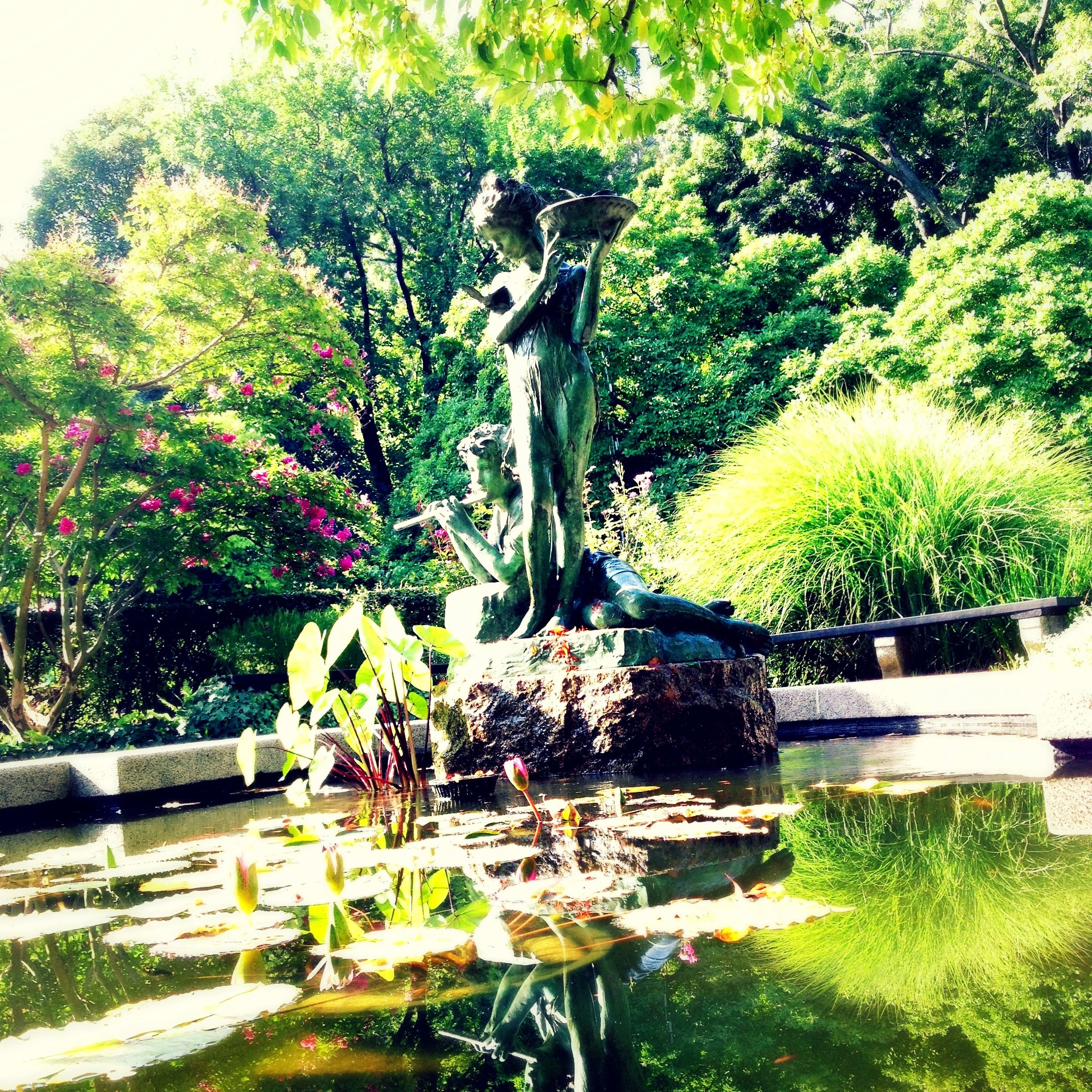 Conservatory Gardens Central Park Nyc New York Tours Walking