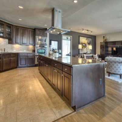 Dise os y tipos de pisos para cocina para que elijas el apropiado fotos flooring types - Tipos de azulejos para cocina ...
