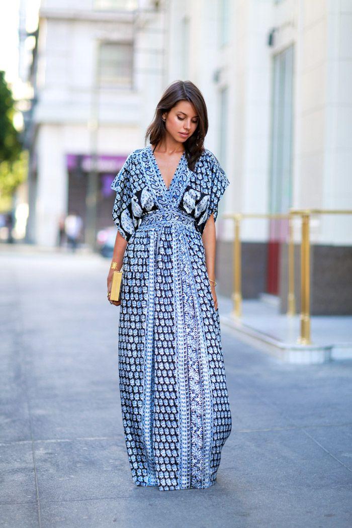 Low-cut dress blogspot busty