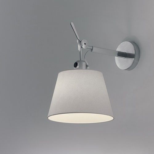 Tolomeo Shaded Wall Light Contemporary Wall Sconces Wall Lights Artemide Lighting