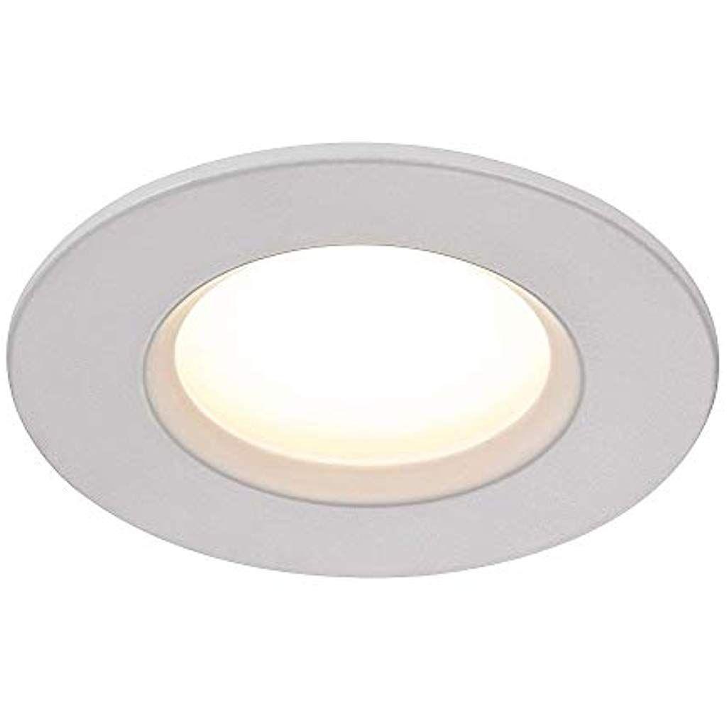 Led Einbauleuchte Dorado Rund 1er Set 55w Led 100 2700k 345lm Ip65 Dimmbar Weiss Beleuchtung Innenbeleuchtung Deckenbeleu Mit Bildern Einbauleuchten Led Innenbeleuchtung