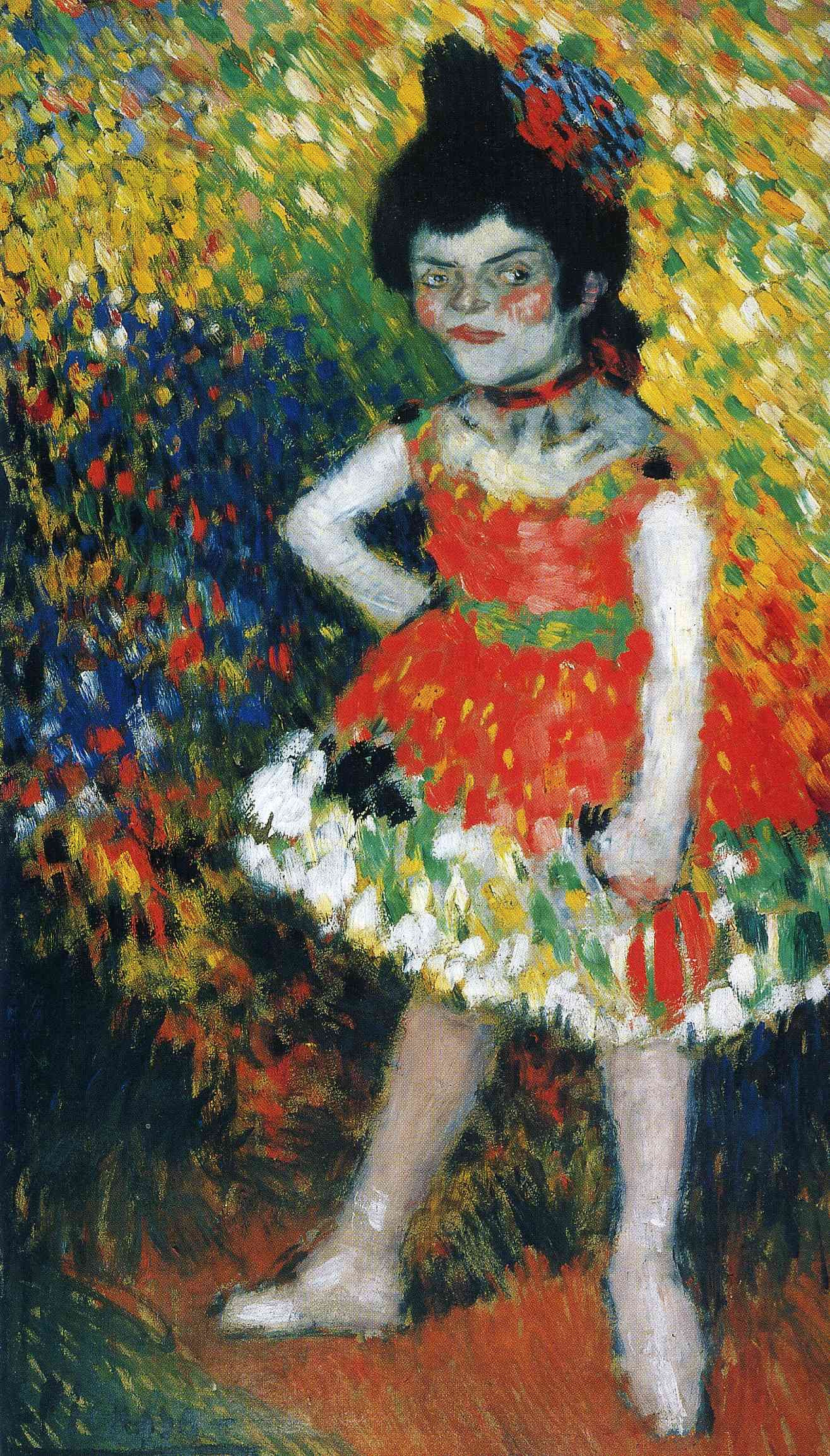 Nana Pablo Picasso Spaanse Kunst Impressionisme 2d Kunst