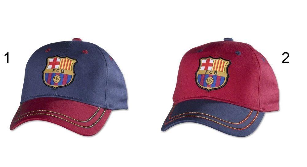 e6d7679d37b Fc Barcelona soccer hat cap official adjustable licensed product  Rhinox   FCBarcelona