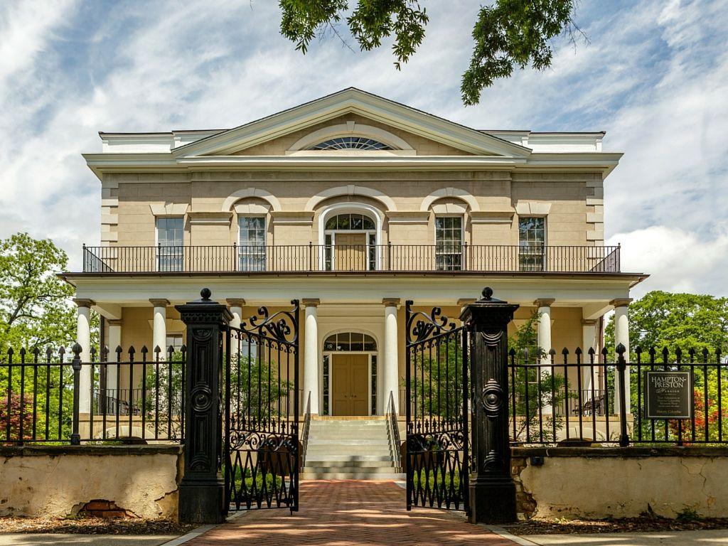 Beautiful wedding venue. HamptonPreston Mansion is one of