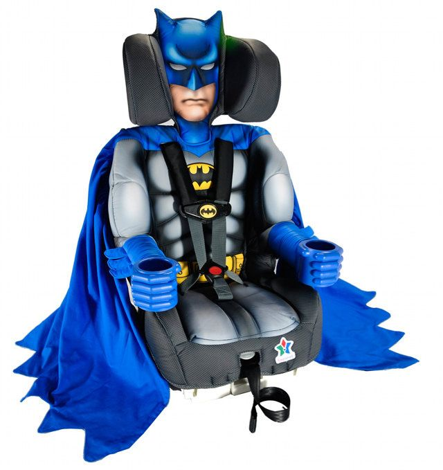 Batman Car Seat: Let Your Kid Ride In The Arms Of A Superhero