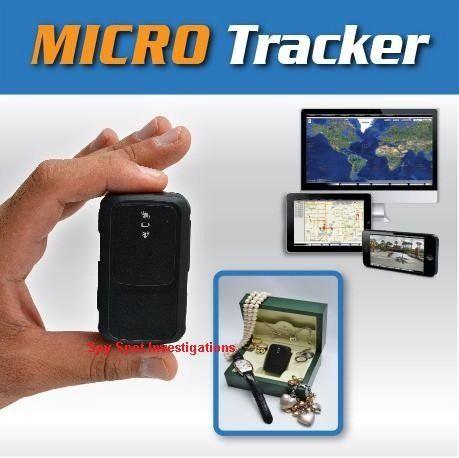 Spy Spot Real Time Mini Portable Magnetic GPS Tracker GPS