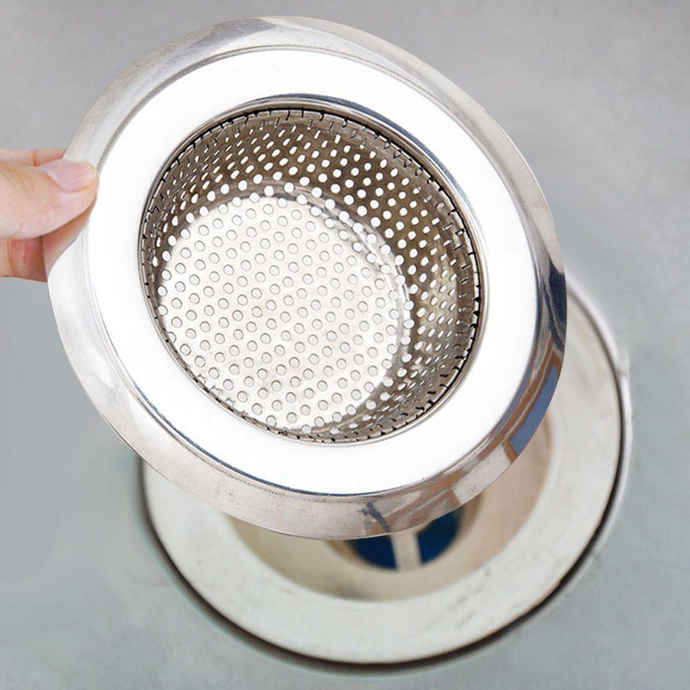 Kitchen Bath Sink Mesh Basin Drain Strainer
