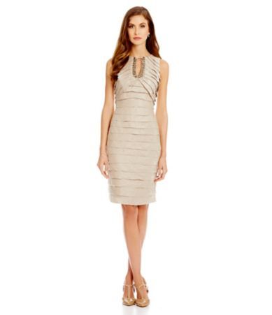 Shop for London Times Shutter Sheath Dress at Dillards.com. Visit Dillards.com to find clothing, accessories, shoes, cosmetics & more. The Style of Your Life.