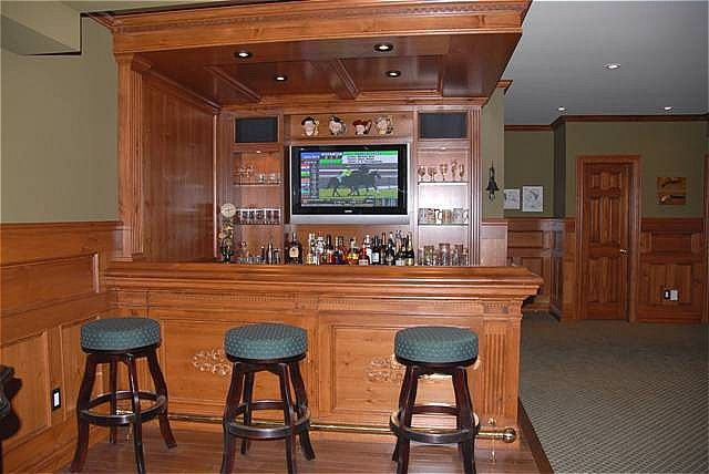 Irish Pub Home Basement Pictures | Reeceu0027s Custom Home Renovation