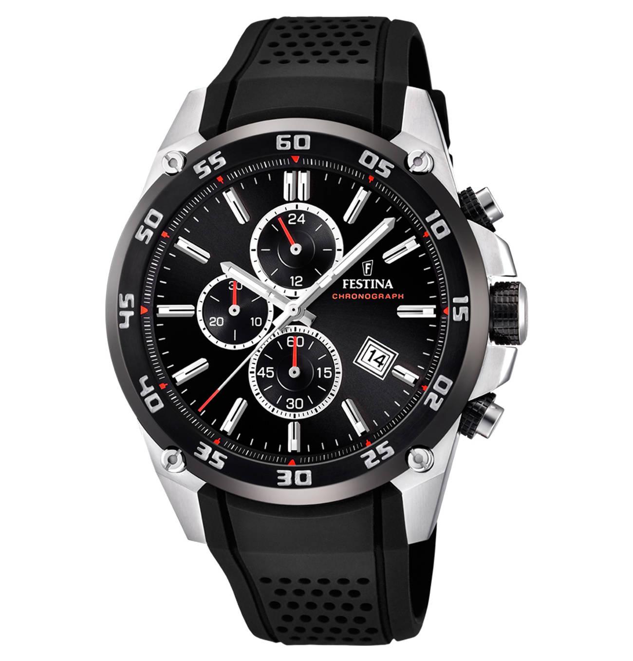 Idee Von Goran Ilibasic Auf Festina Uhren Herren Herrenuhren Armbanduhr