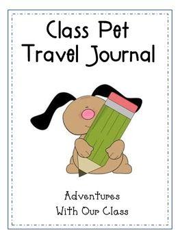 Class Pet Journal Class Pet Classroom Pets Pets Preschool