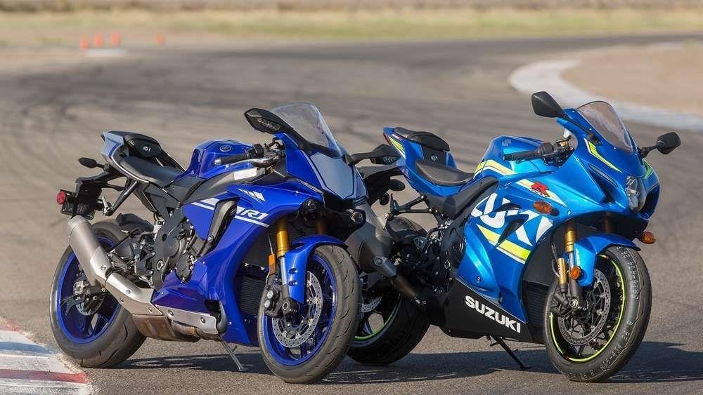 2017 Suzuki Gsx R1000r Vs 2017 Yamaha Yzf R1 Comparison Review