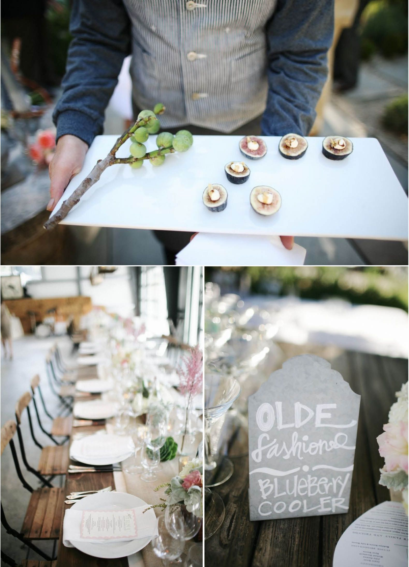 This venue was the perfect setting for this industrial barn bash. Details: A white barn in Napa Valley? This has to be one of the most photogenic venues we have ever seen. Details: http://www.venuereport.com/blog/industrial-barn-bash-at-durham-ranch/