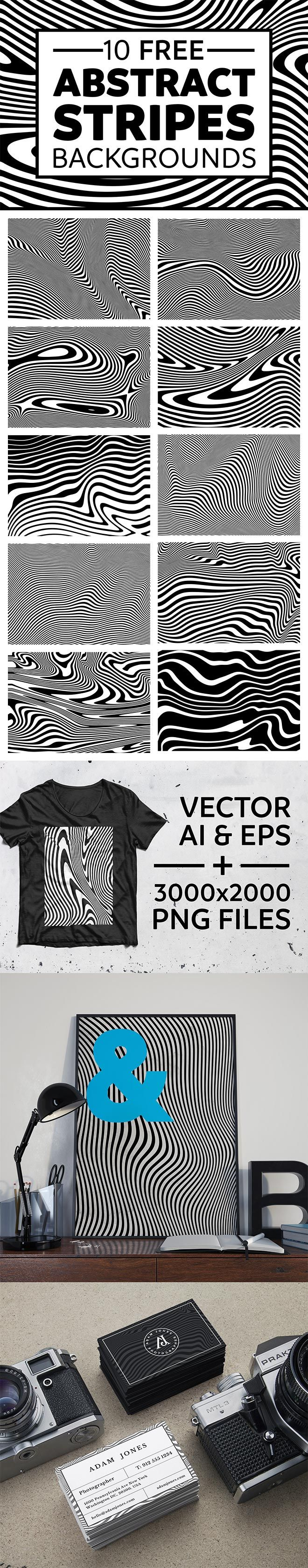 free abstract stripes backgrounds with distorted lines also amazing rh pinterest