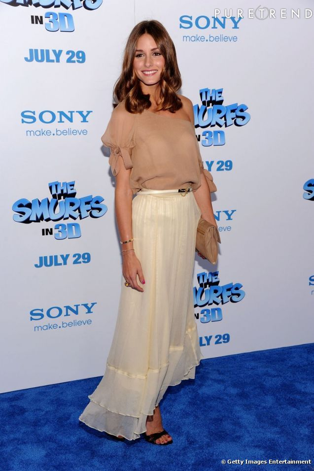 Olivia Palermo with such creative style!! Beautiful and feminine.