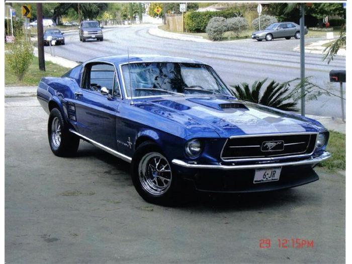 1967 Mustang Fastback Automatic Mitula Cars Mustang Mustang Fastback 1967 Mustang
