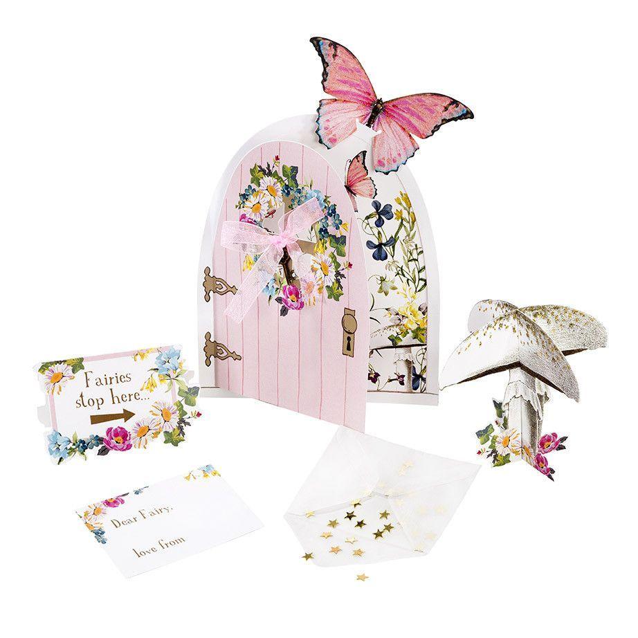 Fairy door set fairy doors fairy and fairy birthday