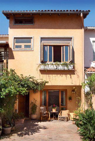 Fachadas 9 casas para se inspirar Fachadas, Casas y Fachada casas