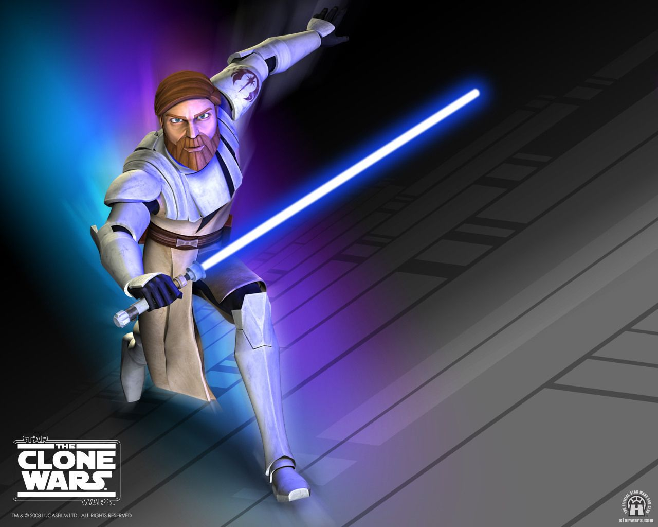 Obi Wan Kenobi Wallpaper Clone Wars Star Wars Wallpaper Clone Wars Star Wars Clone Wars