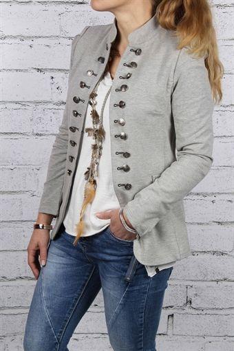 bästa skor mest populär bra ut x Armykavaj - Grå | Fashion, Clothes, Winter outfits