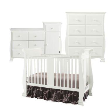 Merveilleux Savanna Bella 3 Pc. Baby Furniture Set   Off White Found At @JCPenney