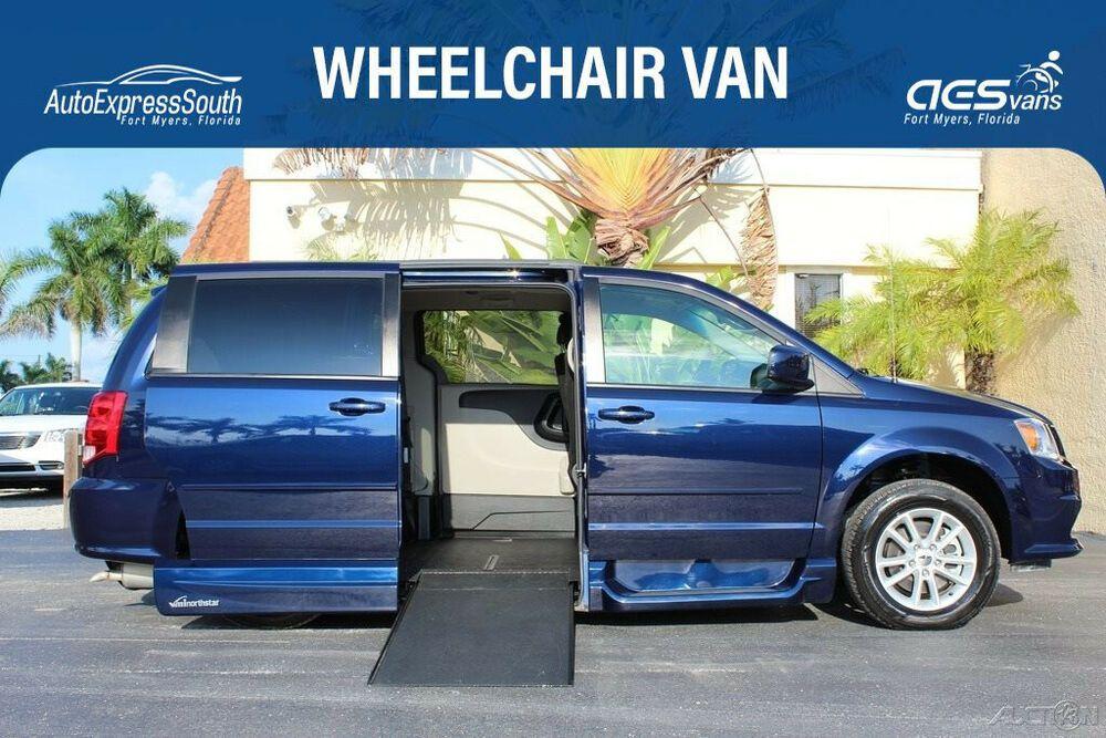 2016 Dodge Grand Caravan Sxt Vmi Northstar Wheelchair Van 2016 Dodge Grand Caravan Grand Caravan Wheelchair Van