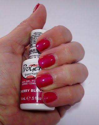 Trendy Nail: SuperNail: ProGel smalto semipermanente Cherry Bloom by ...