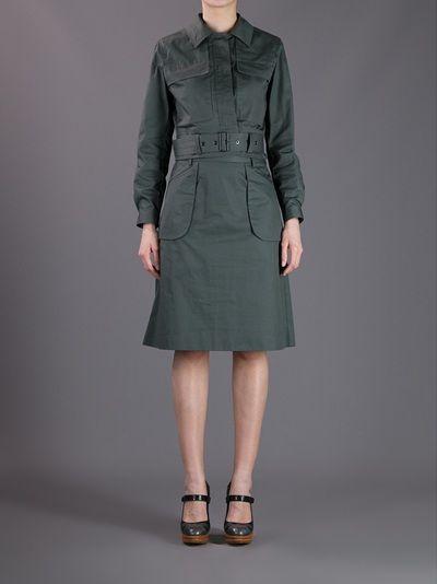 Sofie D hoore - Jupe style militaire en coton 2