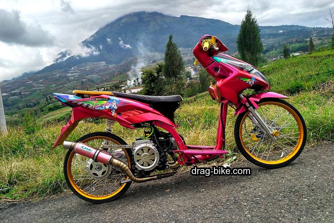 Modifikasi Vario 150 Jari Jari 125 Dan 110 Street Racing Drag