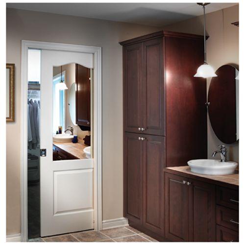 Ensemble pour porte escamotable 24 po - Portes du0027intérieur - Canac - decoration pour porte d interieur