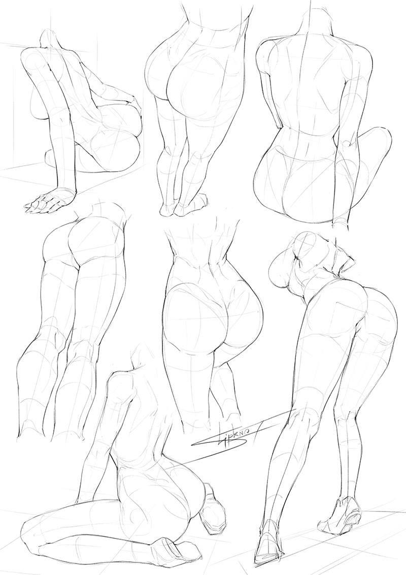 1515 Más | Esbocos | Pinterest | Anatomy, Drawings and Pose