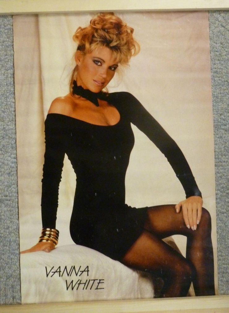 Vanna White Hot Hot Hot 96