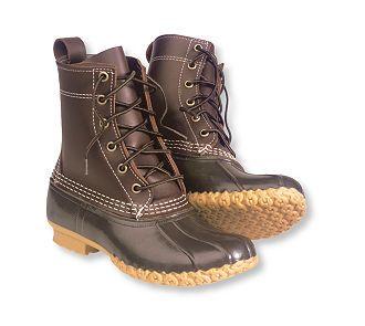 L.L Bean boots