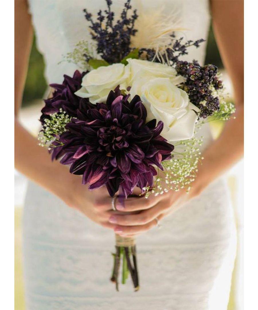 11 Fall Wedding Bouquet Ideas Luxury Weddings Pinterest