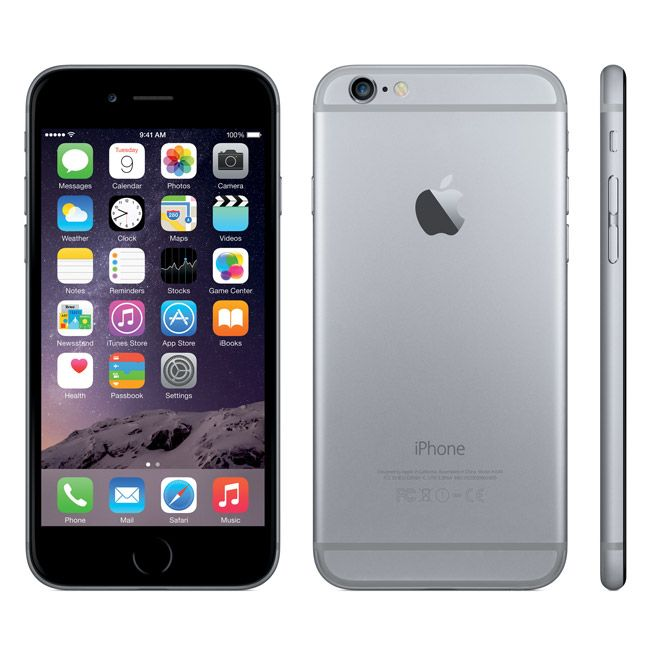 Apple Iphone 6 Plus 64gb Space Grey Apple Iphone 6 Iphone Iphone 6 Models
