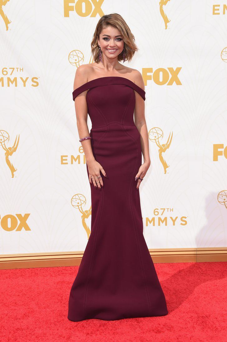Pin for Later: Seht alle TV-Stars bei den Emmy Awards Sarah Hyland