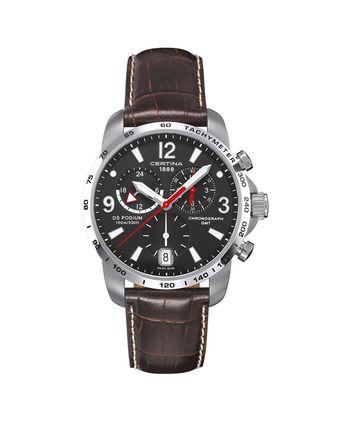 Reloj de hombre Podium GMT Certina  e219ad721356