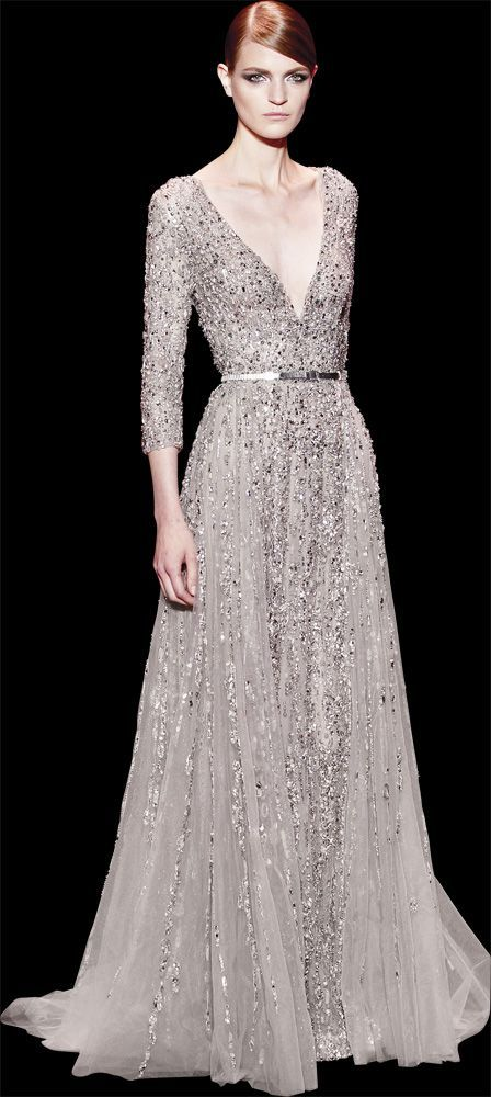 559408cf613 ELIE SAAB Haute Couture Fall Winter 2013-2014